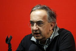 Press Conference: Sergio Marchionne, President Ferrari