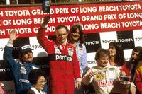 Podium: 1. Niki Lauda, McLaren Ford; 2. Keke Rosberg, Williams Ford; 3. Gilles Villeneuve, Ferrari