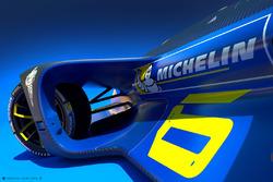Michelin partenaire de Roborace