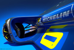 Partnership tra Michelin e Roborace