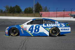 Jimmie Johnson livery announcement