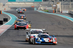 #5 Graff Racing, Ligier JS P3: James Winslow, Gregory Taylor, Neale Muston