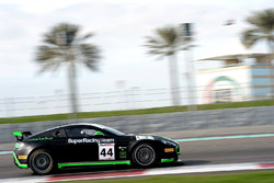 #44 Generation AMR Superracing Aston Martin Vantage GT4: James Holder, Mattew George, Christopher Murphy, Meisam Taheri