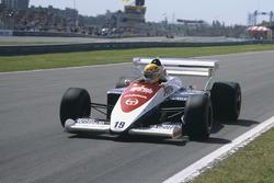 Ayrton Senna, Toleman TG184-Hart