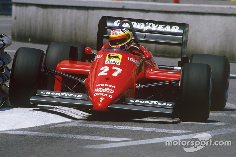 1985 : Ferrari 156/85