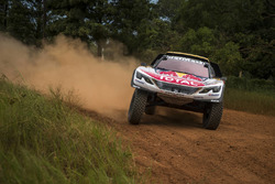 #300 Peugeot Sport Peugeot 3008 DKR: Stephane Peterhansel, Jean-Paul Cottret