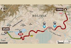 Етап 5: Тупіса (Болівія) - Оруро (Болівія)