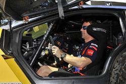 #309 Team Peugeot Sport, Peugeot 3008 DKR: Sébastien Loeb