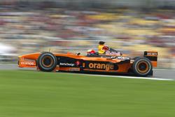 Енріке Бернольді, Arrows Cosworth A23