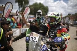 رقم32 فريق كاي تي إم: خوان كارلوس سالفاتيرا