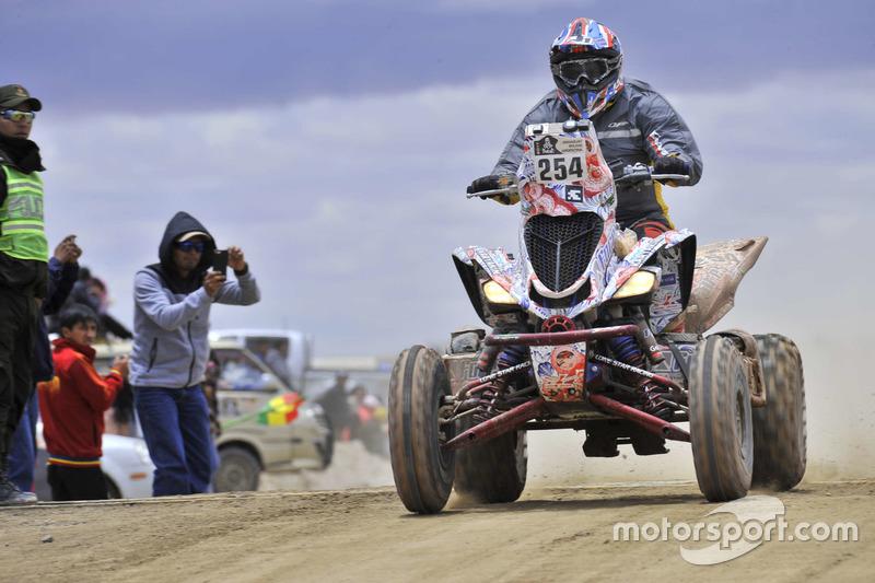 #254 Yamaha: Сергій Карякін