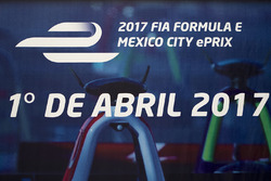 Presentación Mexico City ePrix