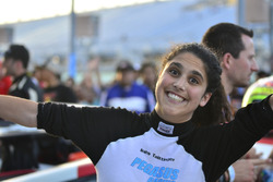 Inès Taittinger of ANSA Motorsport