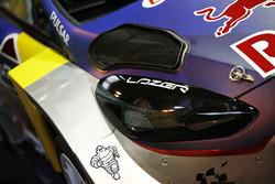 Ford Fiesta WRC detalle