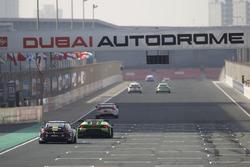 №68 Black Falcon Porsche 991 Cup: Сауд Аль-Файсаль, Саид Аль-Мури, Андрес Фьордбах, Александр Торил