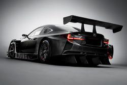 Präsentation: Lexus RC F GT3