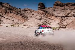 №339 X-Raid Team Mini: Сильвио де Барроз и Рафаэль Капоани