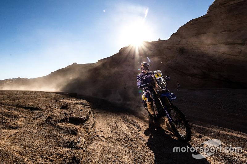 2. #5 Yamaha Official Rally Team: Елдер Родрігес