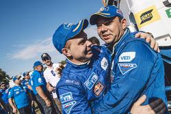 Dakar-winnaar Eduard Nikolaev, Kamaz Master