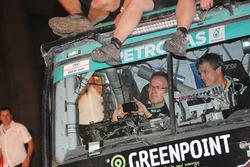 #507 Team De Rooy, IVECO: Тон ван Генугтен, Антон ван Лімпт, Бернард ван Кіндерен