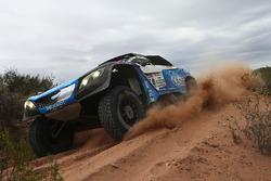 #318 Peugeot: Romain Dumas, Alain Guehennec