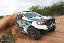 №324 Ford: Марко Буласия и Клаудио Бустос