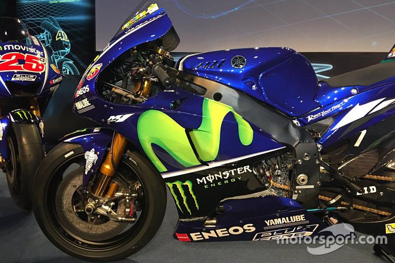 Мотоцикл Валентино Росси