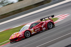 #5 DH Racing, Ferrari 488 GT3
