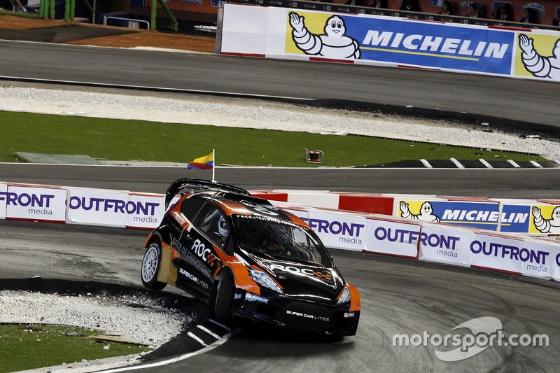Хуан-Пабло Монтойя, RX Supercar Lite