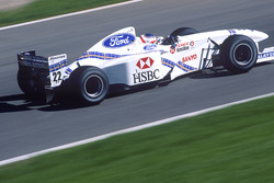 Rubens Barrichello, Stewart SF-1