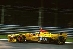 Giancarlo Fisichella, Jordan 197