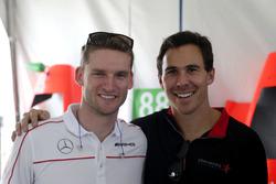 Maro Engel, SunEnergy1 Racing and Robert Wickens, Starworks Motorsport