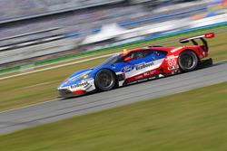 №69 Chip Ganassi Racing Ford GT: Энди Приоль, Гарри Тинкнелл, Тони Канаан