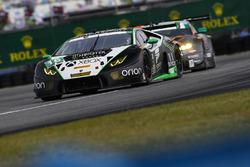 №16 Change Racing Lamborghini Huracan GT3: Кори Льюис, Йерун Мюл, Каз Грала, Бретт Сандберг