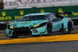 #21 Konrad Motorsport Lamborghini Huracan GT3: Marco Mapelli, Marc Basseng, Luca Stolz, Lance Willsey, Franz Konrad