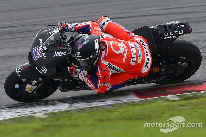 19º Scott Redding (Pramac Racing) 2:00.645 a 1.277