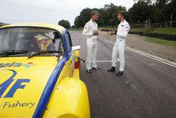 Jenson Button e David Coulthard