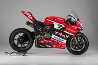Bike of Chaz Davies, Ducati Team