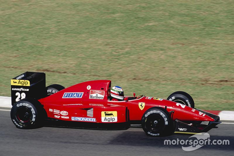 1992 : Ferrari F92A