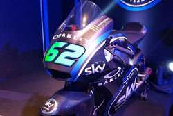 Moto2-Bike von Stefano Manzi