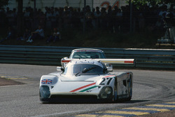 #27 Chamberlain Engineering, Spice SE89C: Andy Petery, Nick Adams, Hervé Regout