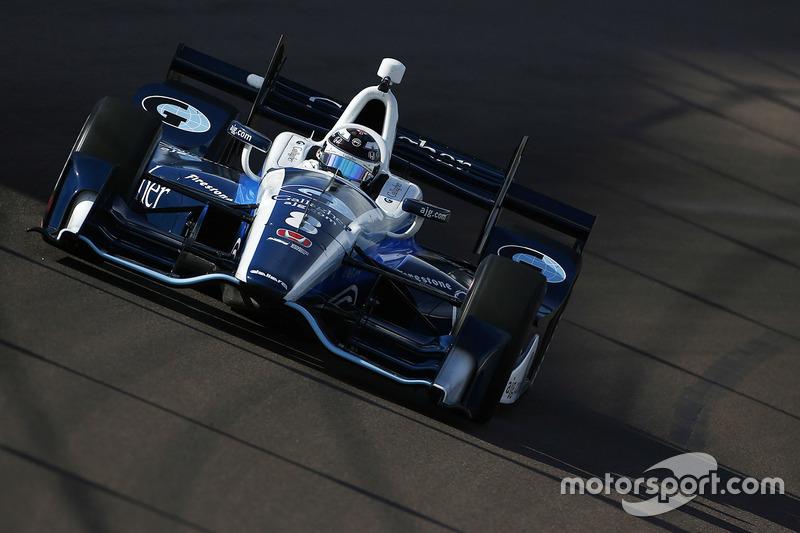 #8 Max Chilton, Gallagher / Honda