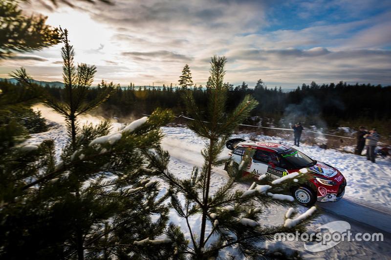 Stéphane Lefebvre, Gabin Moreau, Citroën DS3 WRC, Citroën World Rally Team