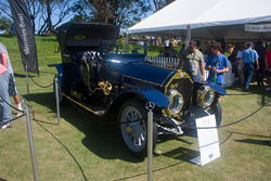 1911 Mercedes-Benz 50HP Victoria