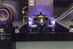 Une F1 Pirelli