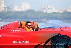 P1 Powerboat: Denizlerin Hindistan GP'si