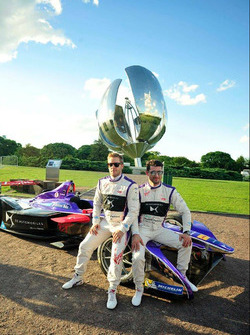 Sam Bird, José María López, DS Virgin Racing