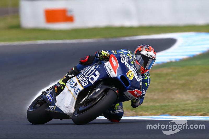 16º Héctor Barberá (Avintia Racing) 1:29.791, a 1.242s
