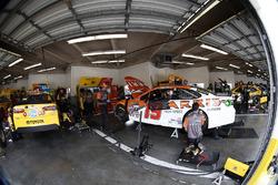 Daniel Suárez , Joe Gibbs Racing Toyota y su equipo