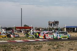 Gaston Mazzacane, Coiro Dole Racing Chevrolet, Juan Pablo Gianini, JPG Racing Ford, Martin Ponte, Forza Motorsport Team Dodge, Emiliano Spataro, Renault Sport Torino